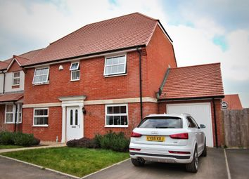 Thumbnail 4 bed detached house for sale in Ash Tree View, Newport