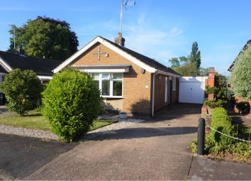 Thumbnail 3 bed detached bungalow for sale in Grange Close, Lambley