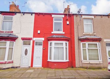 Thumbnail 2 bedroom terraced house to rent in Sadberge Street, North Ormesby, Middlesbrough