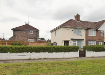 Thumbnail 2 bedroom town house for sale in Hawksmoor Road, Fazakerley, Liverpool