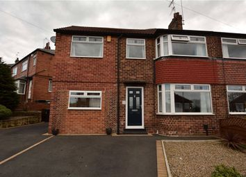 Thumbnail 3 bed semi-detached house for sale in Calverley Garth, Leeds, West Yorkshire