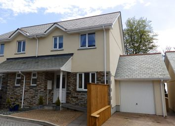 Thumbnail 3 bed semi-detached house to rent in North Dimson, Gunnislake