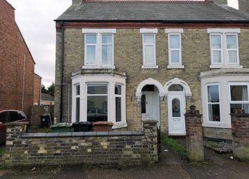 Thumbnail Semi-detached house to rent in Padholme Road, Peterborough