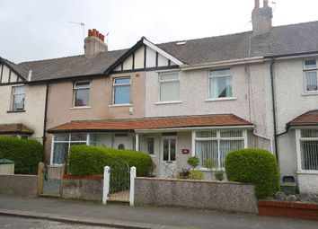 Thumbnail 4 bed terraced house for sale in Fairfield Road, Heysham, Morecambe
