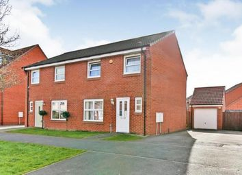 3 bed semi-detached house for sale in Skerne Way, Darlington, Co Durham DL2