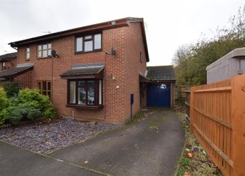 Thumbnail 2 bed semi-detached house for sale in Westminster Way, Banbury