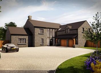 Thumbnail 5 bedroom detached house for sale in The Southerndown, Priory Gardens, Abbey Road, Ewenny, The Vale