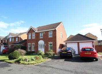 Thumbnail 4 bed detached house for sale in Blackthorn Drive, Portishead, North Somerset