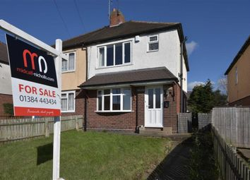 Thumbnail 3 bed semi-detached house to rent in Bridgnorth Road, Wollaston, Stourbridge, West Midlands
