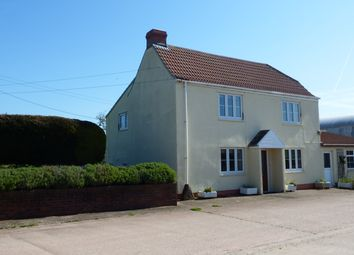 Thumbnail 4 bed detached house to rent in Meare Green North Curry, Taunton