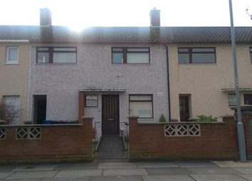 Thumbnail 3 bedroom terraced house to rent in Buxted Road, Kirkby, Liverpool