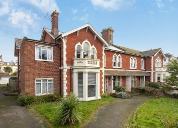 Thumbnail 3 bed flat for sale in Upper Maze Hill, St Leonards-On-Sea, East Sussex.