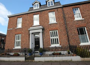 Thumbnail 4 bed town house for sale in 1 Chiswick Street, Carlisle, Cumbria
