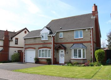 Thumbnail 4 bed detached house for sale in Groeswen, Llantwit Major