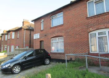Thumbnail 4 bed semi-detached house to rent in Harefield Road, Southampton