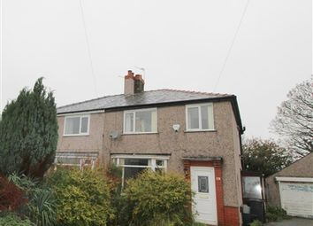 Thumbnail 3 bed property for sale in Brentlea Crescent, Morecambe