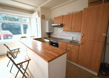 Thumbnail 1 bed flat to rent in Clarence Avenue, Clapham, London