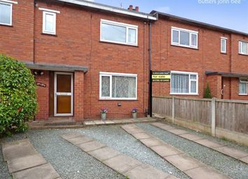 Thumbnail 1 bedroom flat for sale in Walton Way, Stone, Staffordshire