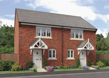 "Thumbnail 2 bed semi-detached house for sale in ""Hopton"" at Copcut Lane, Copcut, Droitwich"