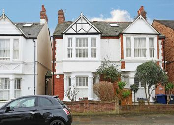 Thumbnail 4 bed semi-detached house for sale in Graham Road, Bedford Park Borders, Chiswick, London