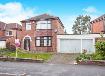 Thumbnail 3 bed detached house for sale in Gayton Avenue, Littleover, Derby