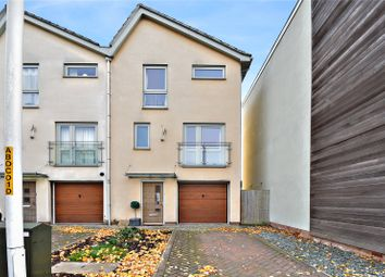 Thumbnail 3 bed detached house for sale in Birdwood Avenue, The Bridge, Dartford, Kent