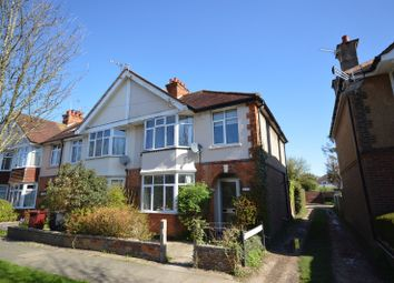 Thumbnail 3 bed end terrace house to rent in Orchard Avenue, Chichester