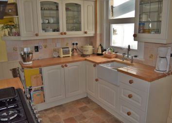 Thumbnail 3 bed terraced house for sale in Allhallows Road, Rochester