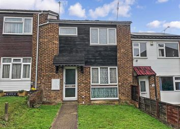 2 bed terraced house for sale in Ifield Way, Gravesend, Kent DA12