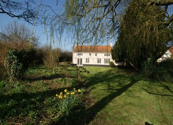 Thumbnail 3 bed cottage for sale in The Street, Brampton, Beccles