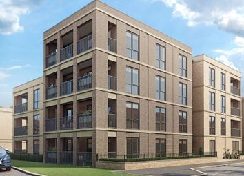 "Thumbnail 2 bed flat for sale in ""2 Bed Apartment"" at Hauxton Road, Trumpington, Cambridge"