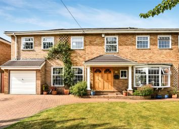 Thumbnail 5 bed detached house for sale in Chiltern Road, Maidenhead, Berkshire