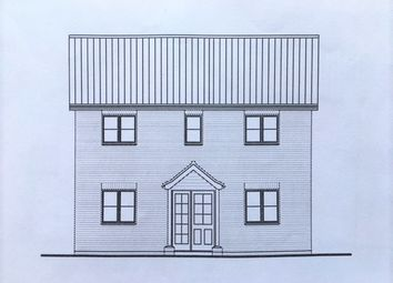 Thumbnail 4 bed detached house for sale in Jessopp Close, Scarning, Dereham