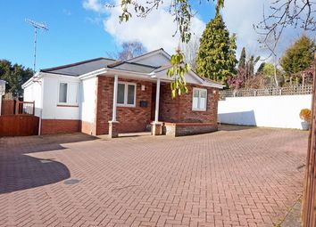 Thumbnail 3 bed detached bungalow for sale in Westcliffe Gardens, Dinas Powys