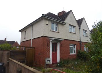 Thumbnail 3 bedroom semi-detached house for sale in Kenmare Road, Knowle, Bristol