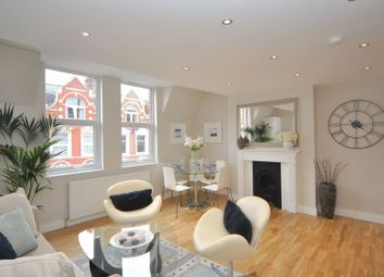 Thumbnail 3 bed flat for sale in Broadway Parade, Crouch End