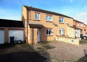 Thumbnail 3 bed semi-detached house for sale in Betjeman Close, Longlevens, Gloucester