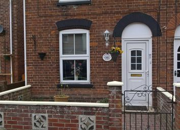 Thumbnail 2 bedroom end terrace house for sale in St. Catherines Road, Sudbury, Suffolk