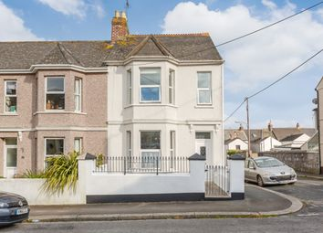Thumbnail 4 bed end terrace house for sale in North Road, Torpoint, Cornwall