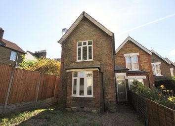 Thumbnail 2 bed end terrace house for sale in Homesdale Road, Bickley, Bromley
