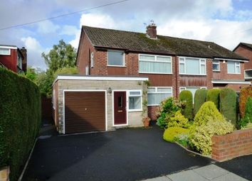 Thumbnail 3 bed semi-detached house for sale in Derwent Road, High Lane, Stockport, Greater Manchester