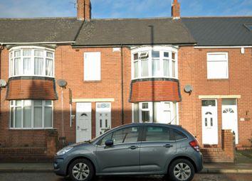 Thumbnail 3 bedroom flat for sale in Welbeck Road, Walker, Newcastle Upon Tyne