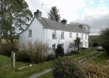 Thumbnail 5 bed detached house for sale in Eglwyswen, Nr Pontyglasier, Pembrokeshire