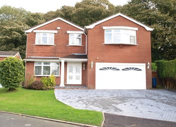 Thumbnail 5 bed detached house for sale in Beck Grove, Shaw, Oldham