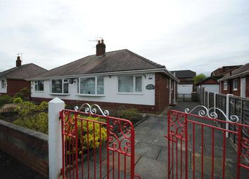 Thumbnail 2 bed bungalow to rent in Moorland Avenue, Fulwood, Preston