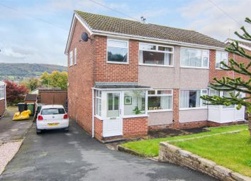 Thumbnail 3 bed semi-detached house for sale in The Gills, Otley, Leeds