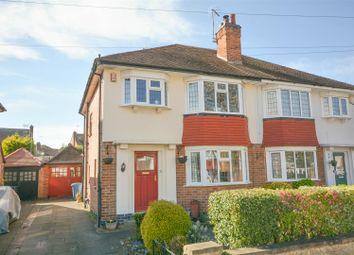 3 bed semi-detached house for sale in Burnside Road, West Bridgford, Nottingham NG2