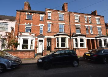 Thumbnail 4 bed town house for sale in Crown Street, Newark