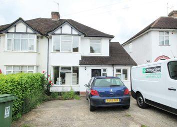 Thumbnail 3 bed semi-detached house for sale in Chambersbury Lane, Hemel Hempstead
