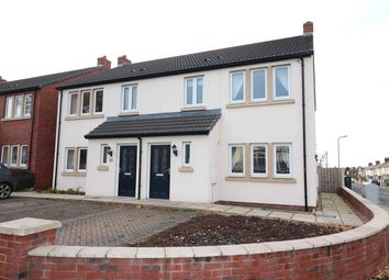 Thumbnail Semi-detached house for sale in Redfern Court, Upperby, Carlisle